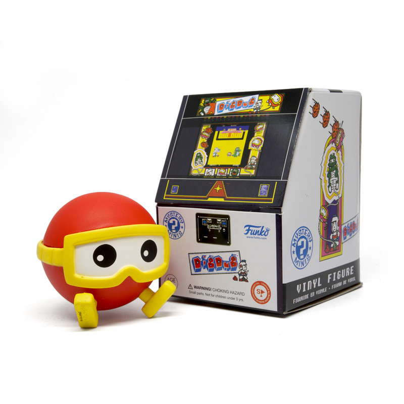 Retro Games Series 1 Mystery Mini : Blind Box
