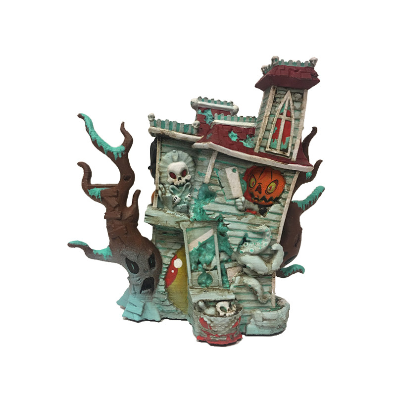 The Infernal Manor PRE-ORDER SHIPS APR 2018