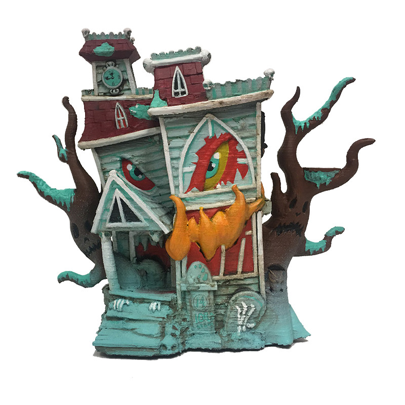 The Infernal Manor PRE-ORDER SHIPS JUN 2018