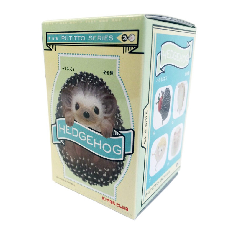 Putitto Hedgehog on the Cup : Blind Box