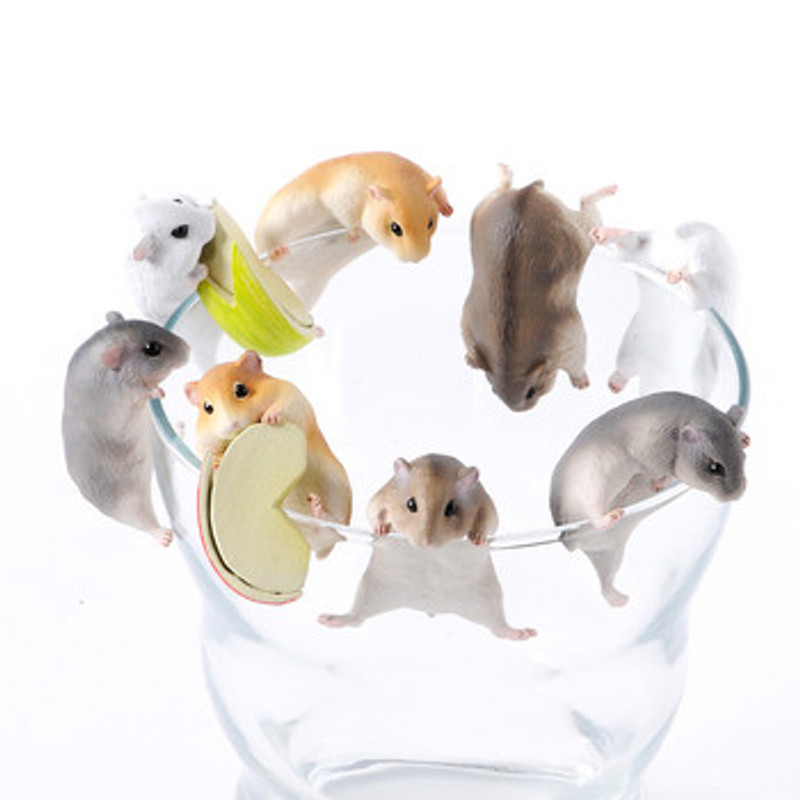 Putitto Hamster on the Cup : Blind Box