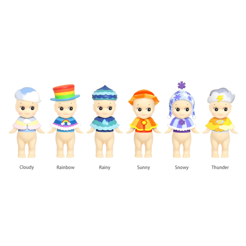 Sonny Angel Sky Color Series : Blind Box