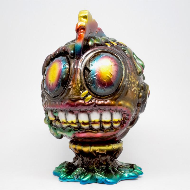 Metallic Madballs #1 by Mark Nagata ***SOLD***