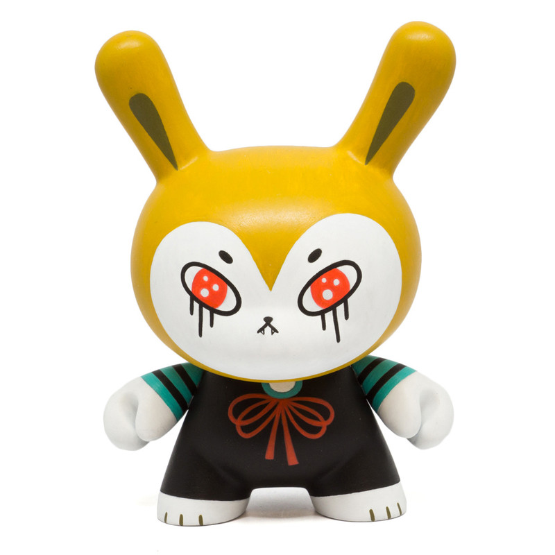 5 inch Dunny Custom : Rascal by Andrea Kang ***SOLD***