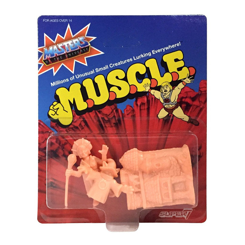 MOTU MUSCLE Wave 2 : Pack D