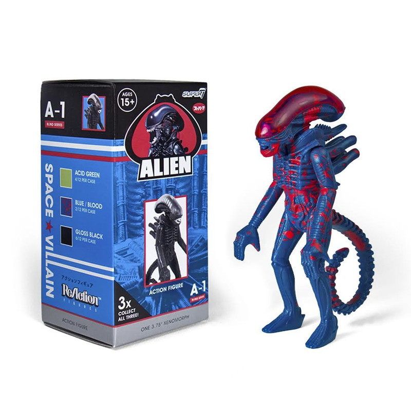 Alien Xenomorph ReAction Figure : Blind Box