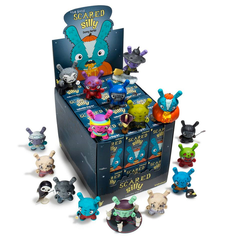 Scared Silly Dunny Series : Case of 24