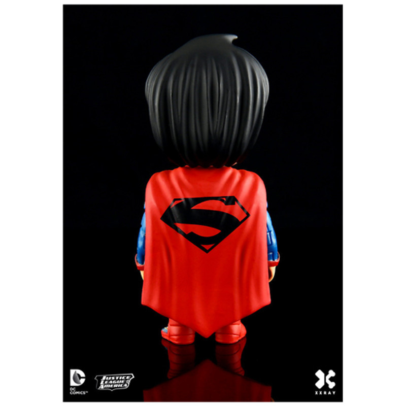 XXRAY : Superman
