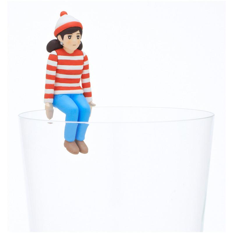 Fuchico Where's Wally : Blind Box
