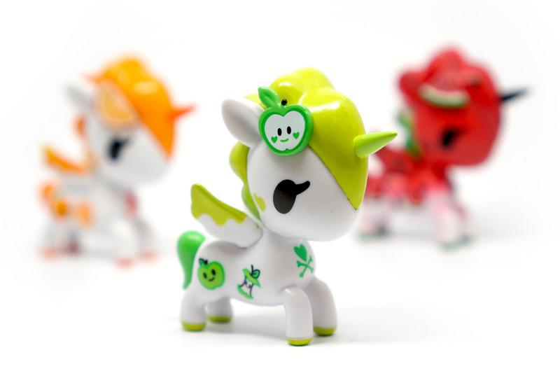 Unicorno : Fruit 3 Pack