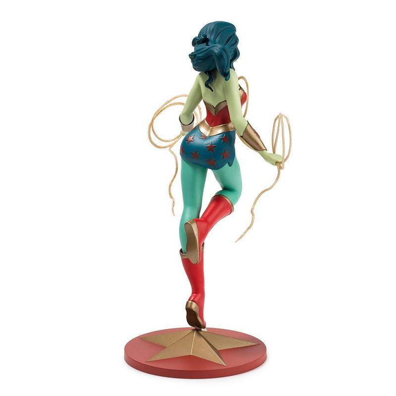 Wonder Woman by Tara McPherson
