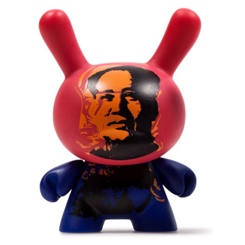 Warhol Dunny Series 2 : Mao *OPEN BOX*