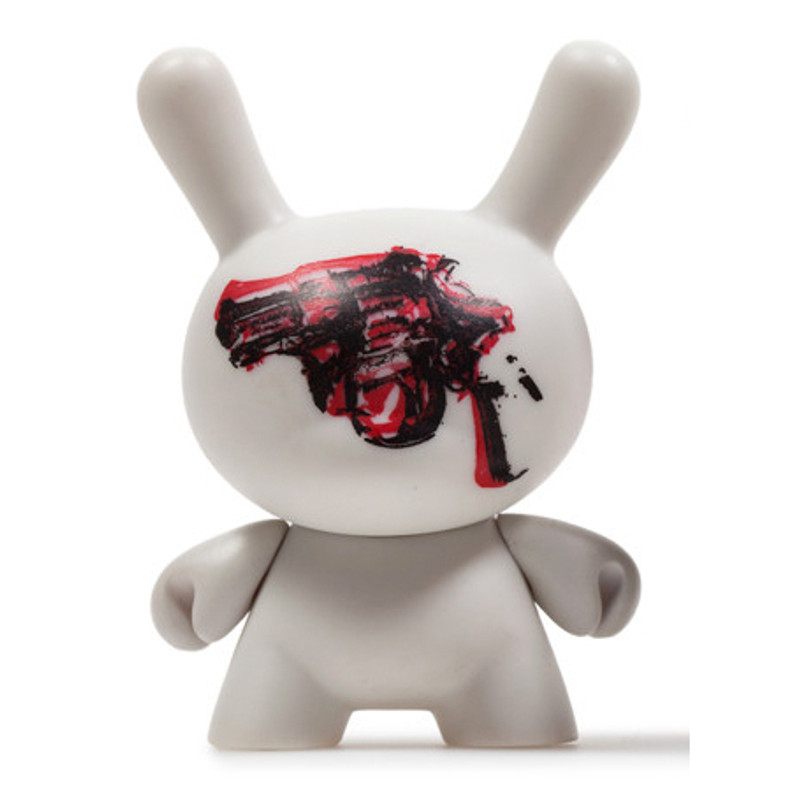 Warhol Dunny Series 2 : Gun *OPEN BOX*