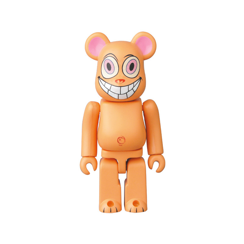 Be@rbrick 34 : Animal Ren (Ren and Stimpy) *OPEN BOX*