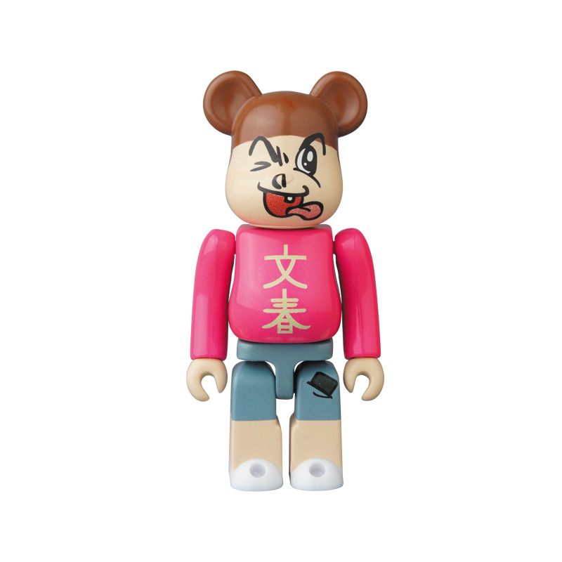 Be@rbrick 34 : Hero (DLE) *OPEN BOX*