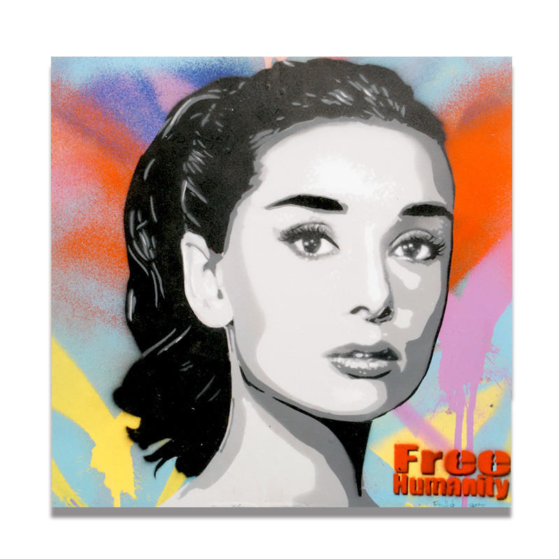 Audrey #5 by Free Humanity