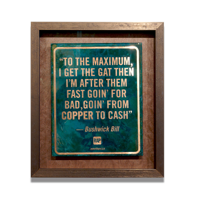 Copper to Cash by Jay Shells