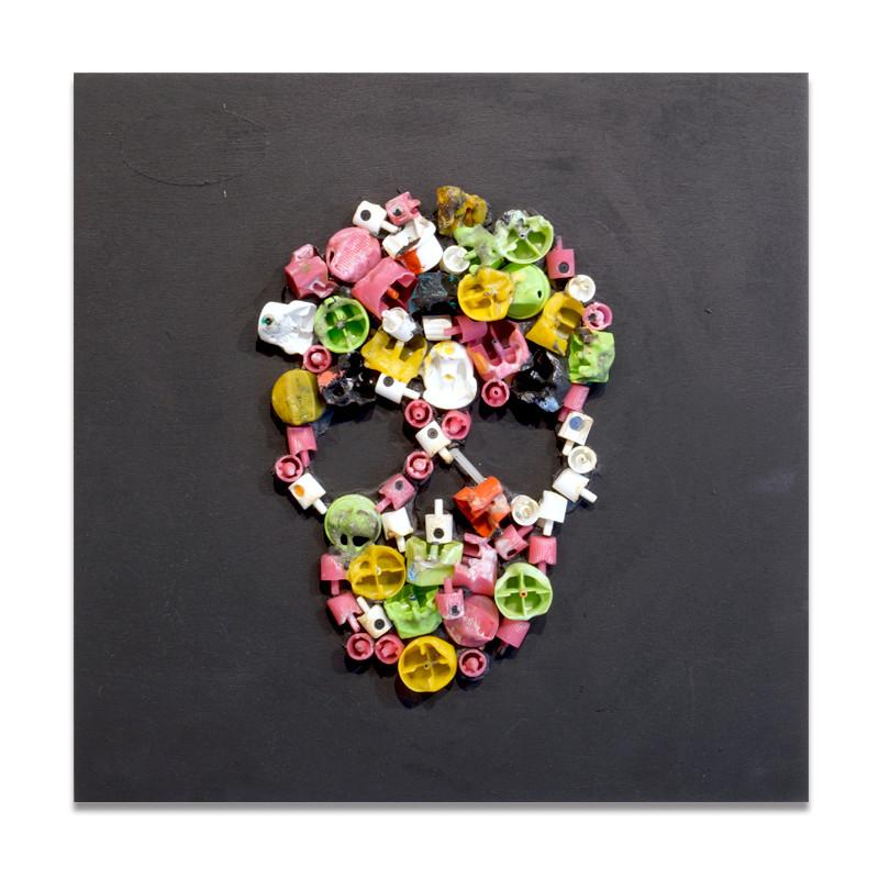 Spraycan Skull by Zimad