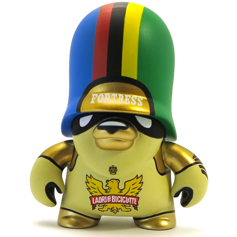 Teddy Troops 2.0 : Ladri di Biciclette Gold