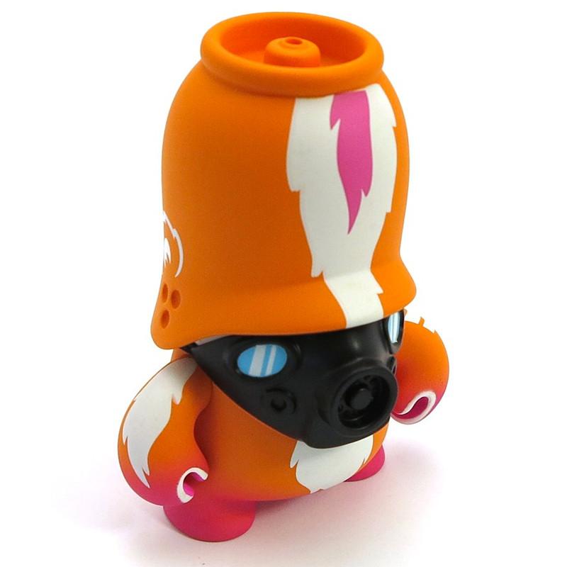 Teddy Troops 2.0 :  Skunk Trooper Orange