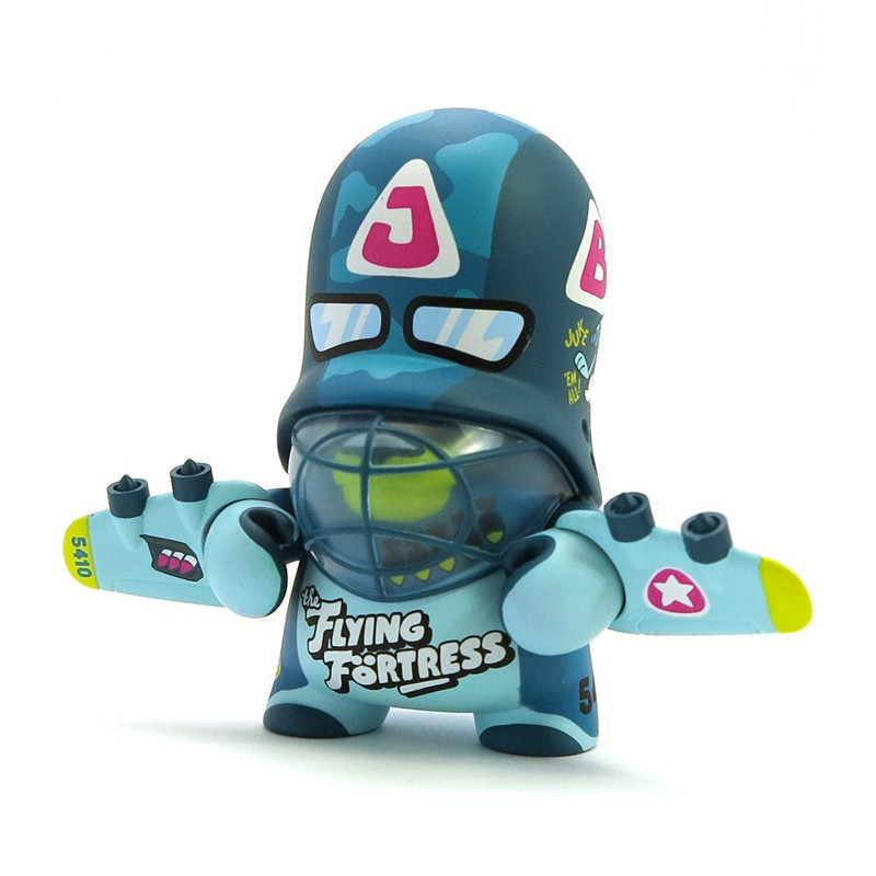 Teddy Troops 2.0 : Flying Fortress Trooper Blue