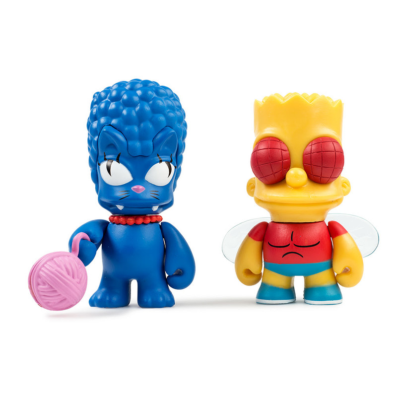 Simpsons Treehouse of Horrors Mini Series : Case of 20