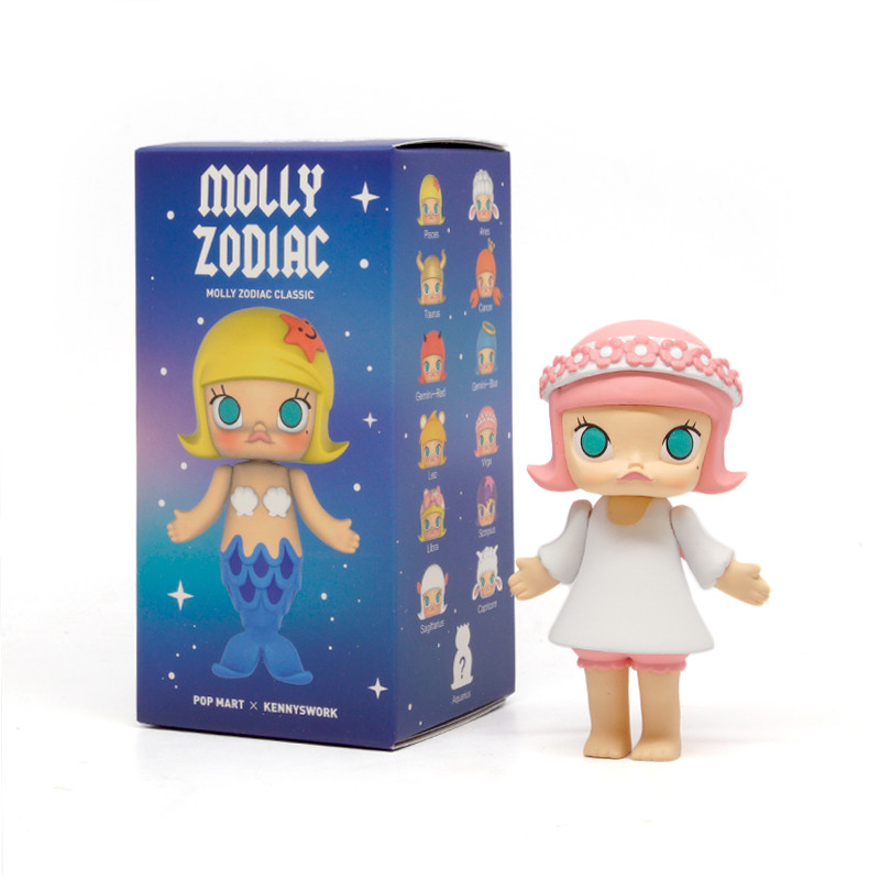 Molly Zodiac Classic Version 2 : Blind Box