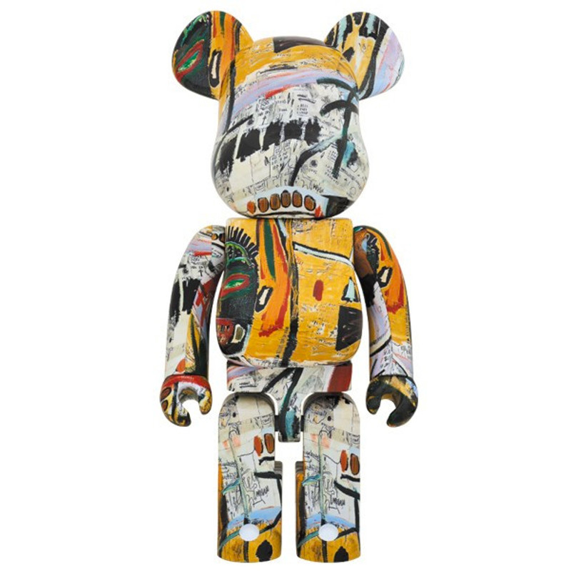 Be@rbrick 1000% : Jean-Michel Basquiat PRE-ORDER SHIPS DEC 2017
