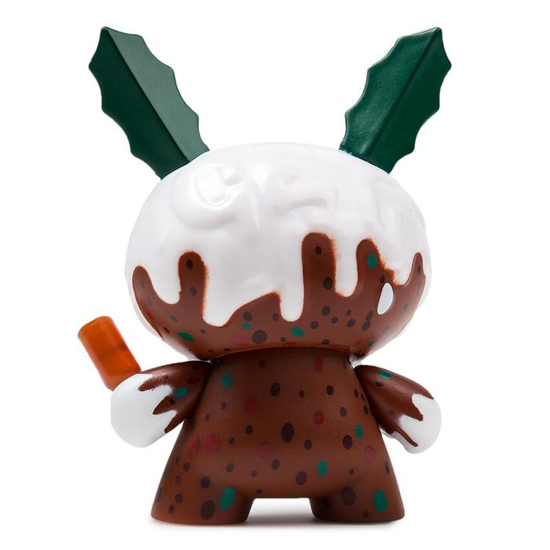 Dunny 3 inch : Xmas Pudding