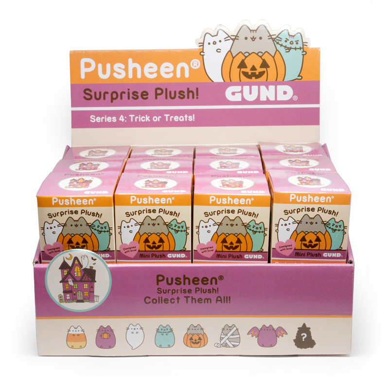 Pusheen Trick or Treats Series : Case of 24