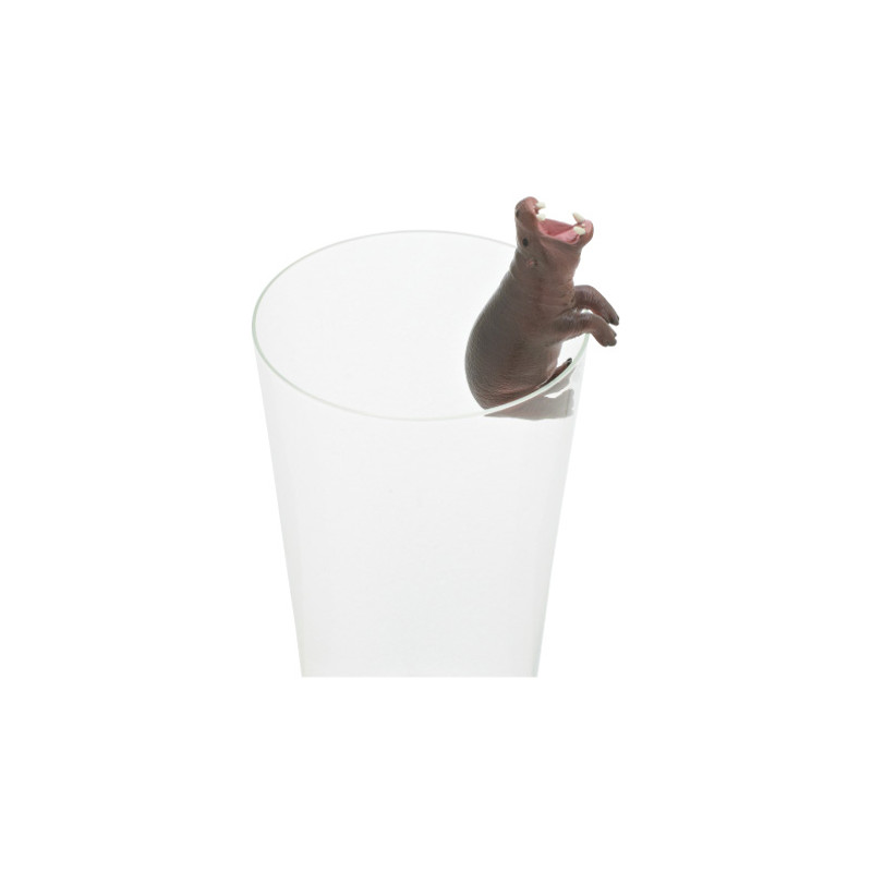 Putitto Pygmy Hippo on the Cup : Blind Box
