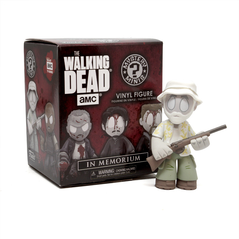 The Walking Dead in Memorium Mystery Mini Series : Blind Box