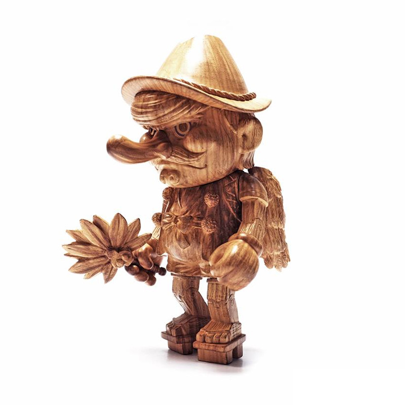 Usotengu : Pure Wood PRE-ORDER SHIPS LATE SEP 2017
