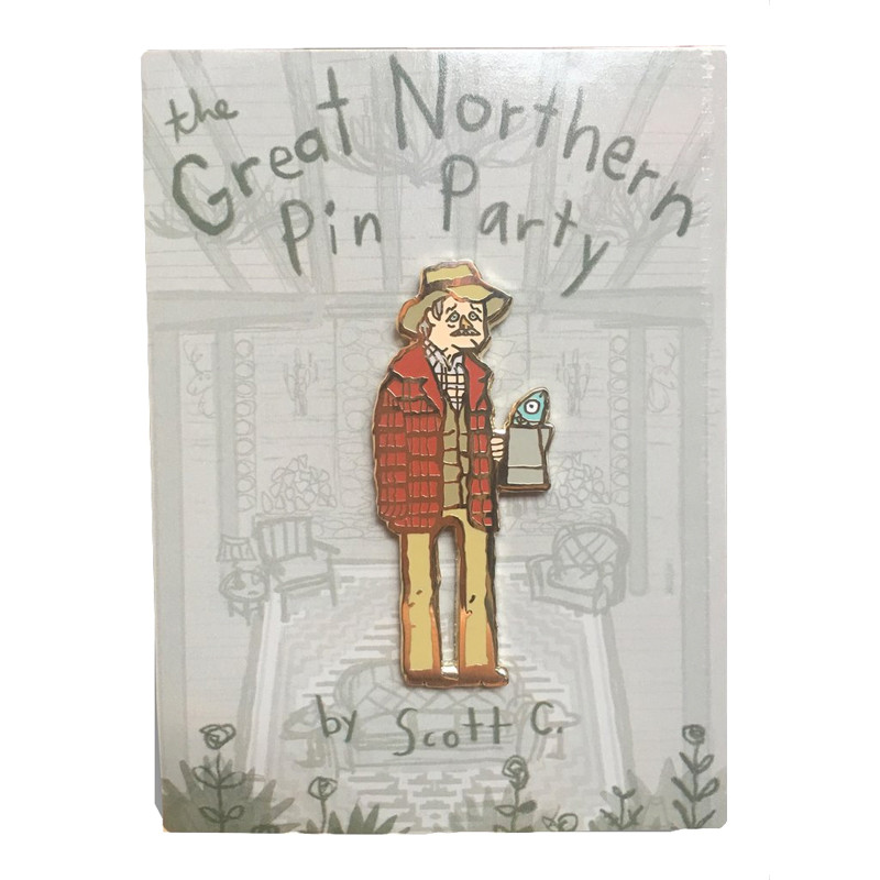 The Great Northern Pin Party : Pete Pin