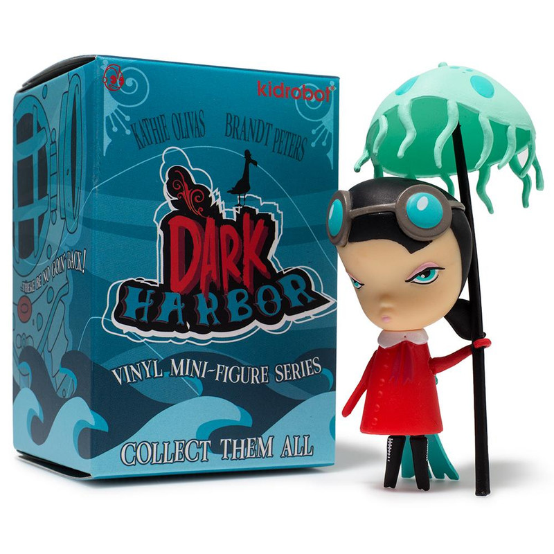Dark Harbor Mini Series : Blind Box