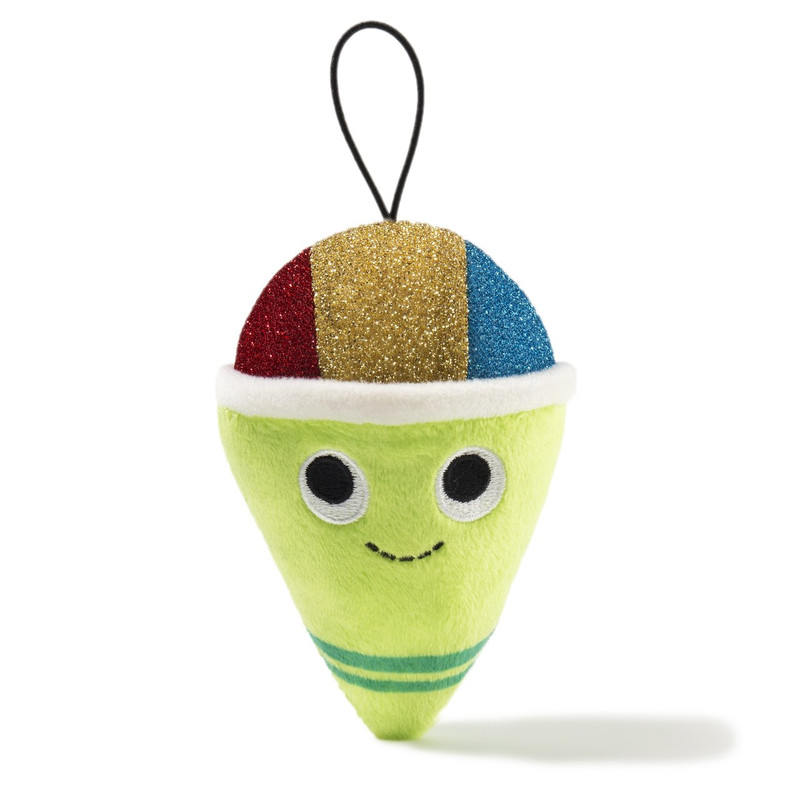 Yummy World Plush 4 inch : Iggy Snow Cone