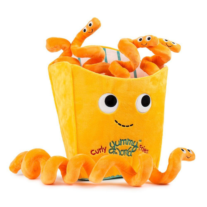Yummy World 16 inch : Hurley Curly Fries