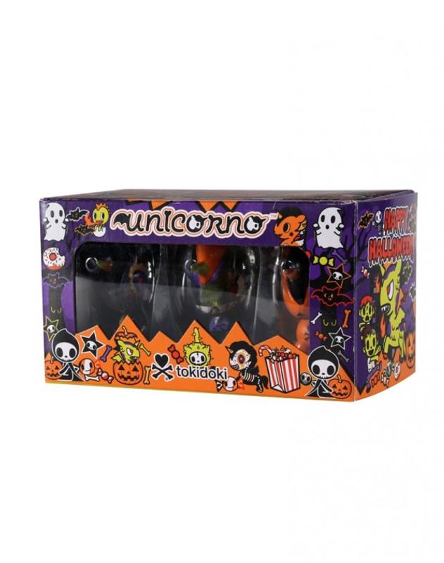 Unicorno : Halloween 3 Pack