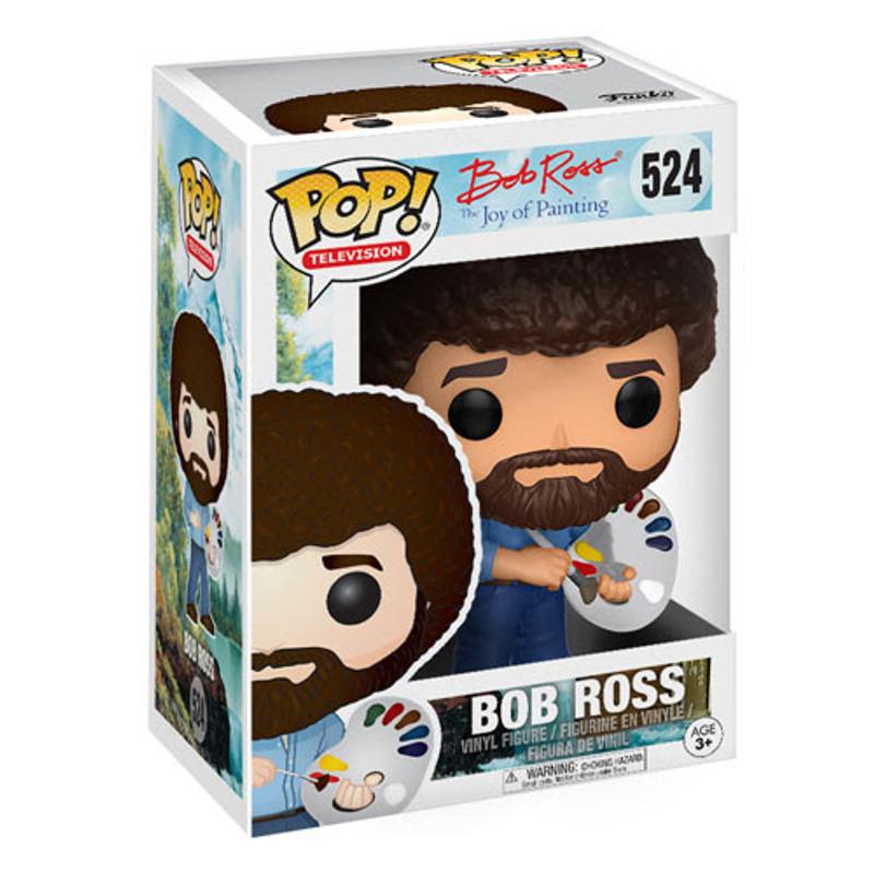 Pop! Television : Bob Ross