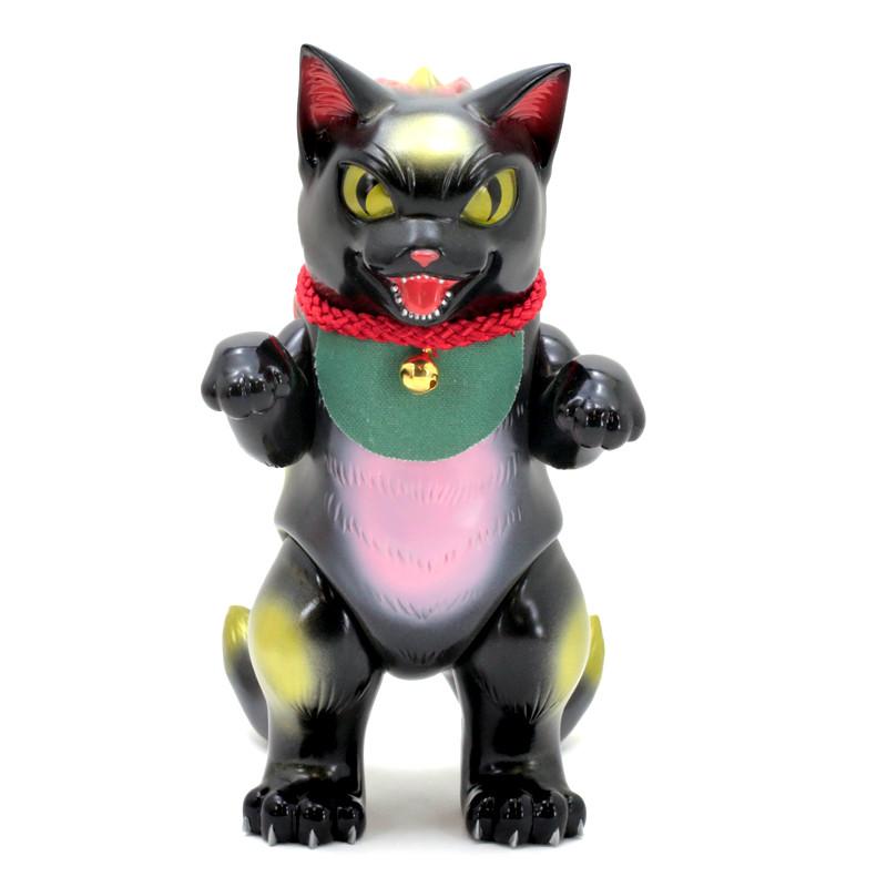 Daioh Negora : Black Lucky Cat