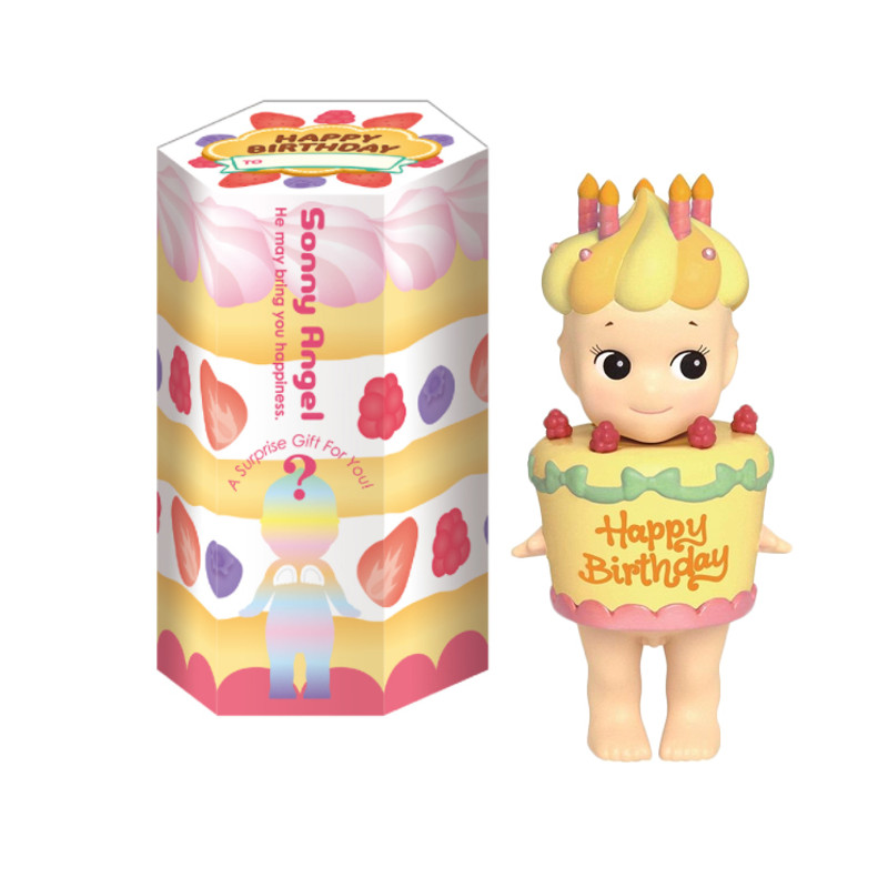 Sonny Angel Birthday Gift Blind Box