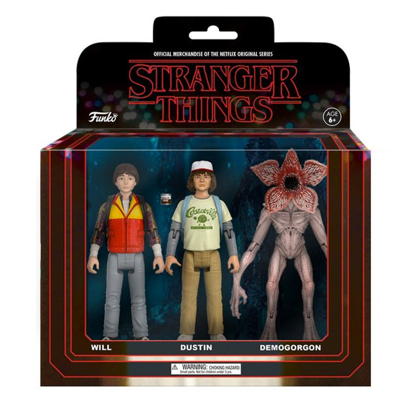 Stranger Things 3 Pack : Pack 2