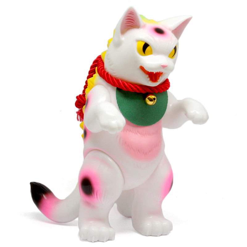 Daioh Negora : Pink Lucky Cat