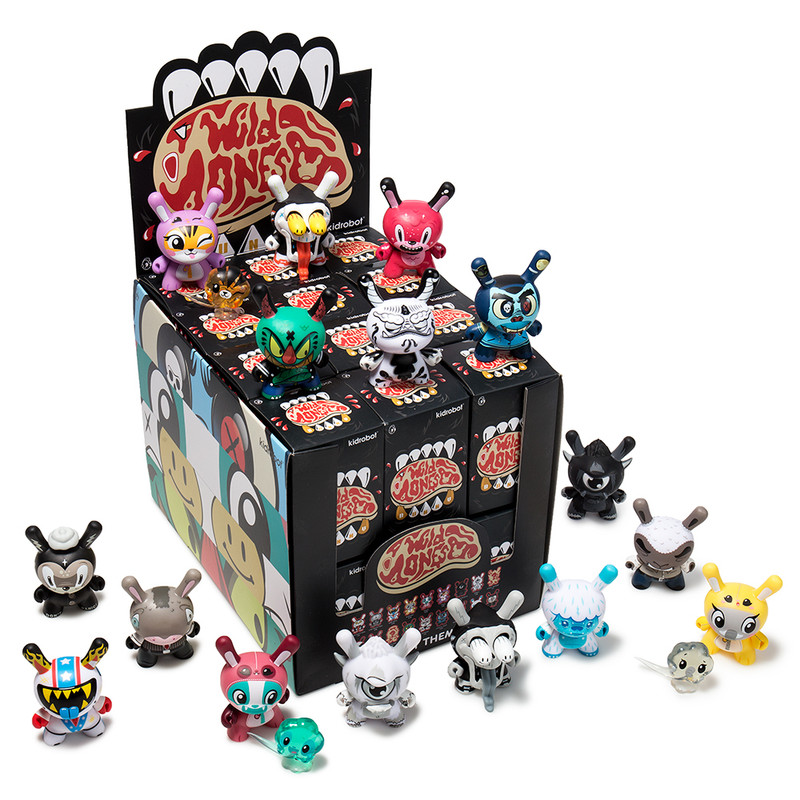 The Wild Ones Dunny Series : Case of 24 + Exclusive Giveaway
