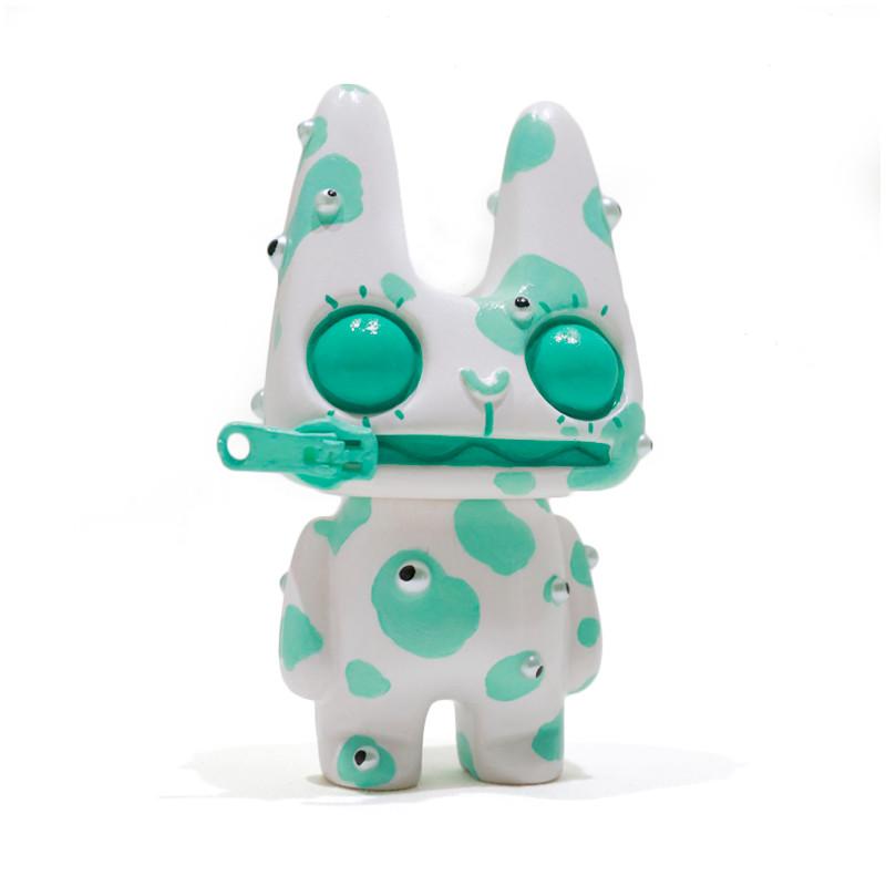 Zipper Rabbit : EYES