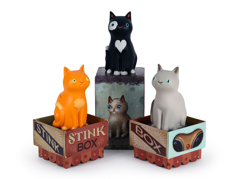 Stink Box : Case of 18