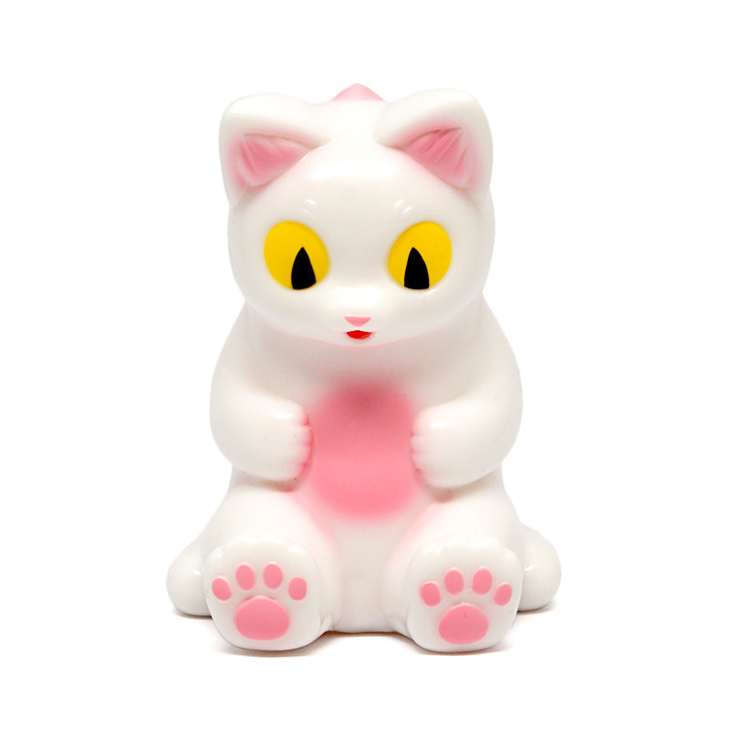 Sitting Negora : Pink and White