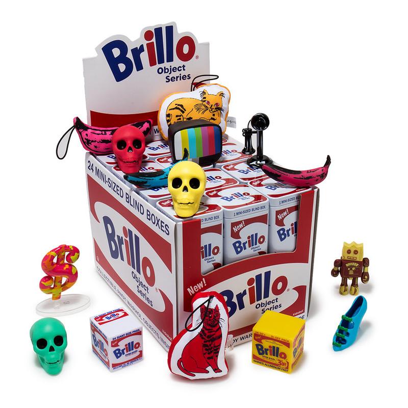 Brillo Box Mini Series : Case of 24