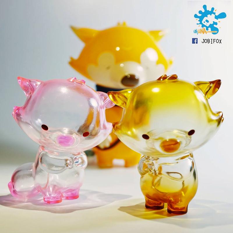 Jobi the Moon Fox - Lil' Sora : Autumn PRE-ORDER SHIPS FEB 2018