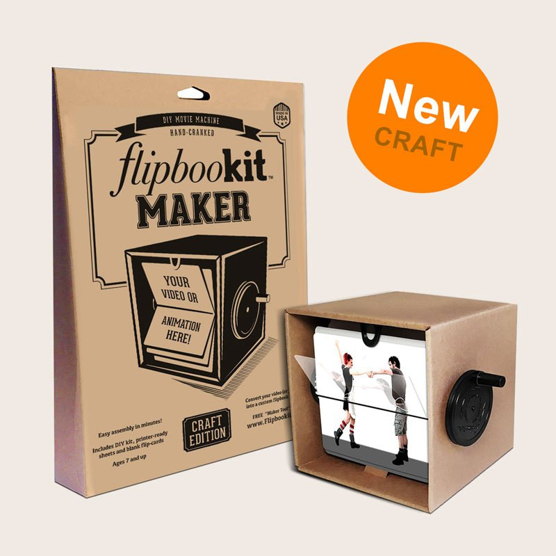 FlipBooKit MAKER Kit CRAFT